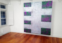 """Chris Martin """"Pirate Utopias"""" opens tonight from 6-8pm at Half Gallery, New..."""