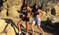 Richard Kern TV Takeover / Hookah: My First Desert Video (2014)