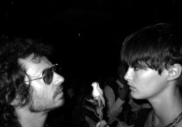 Olivier Zahm and Trish Goff at the Proenza Schouler after party at…