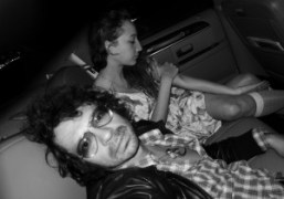 On my way to JFK with the lovely Vanna Youngstein, New York….