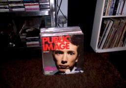 The first Public Image album at Terry Richardson's studio, New York. Photo…