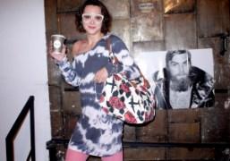 The Purple stylist Masha Orlov at the Purple office, New York. Photo…