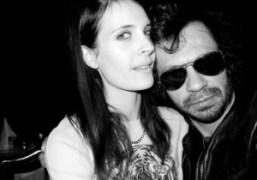 The beautiful stylist Vanessa Traina and Olivier Zahm, Dave, Paris. Photo Olivier…