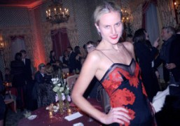 OLYMPIA SCARRY'S BIRTHDAY PARTY at le ritz, paris