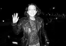 The Purple stylist and contributor Masha Orlov, New York. Photo Olivier Zahm