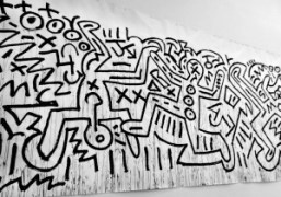 Keith Haring at the Gladstone Gallery, New York
