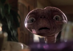 Olaf Breuning TV Takeover / E.T. the Extra-Terrestrial (1982) – Getting Drunk