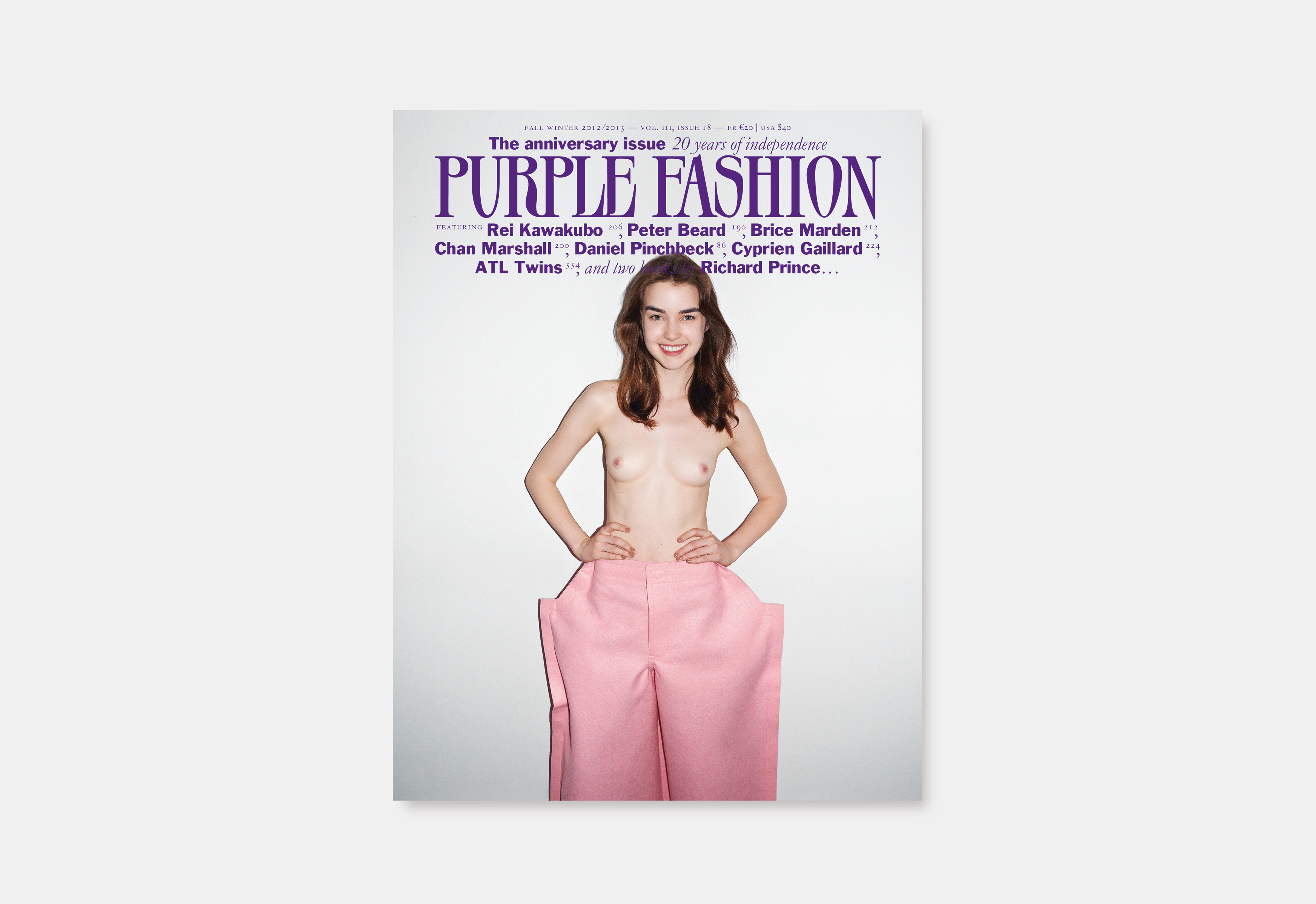 F/W 2012 issue 18