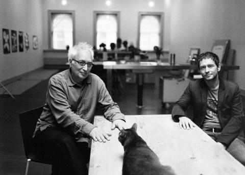 Terry Winters x Edward Frenkel