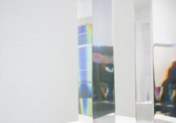 DeWain Valentine Exhibition at Almine Rech Gallery, London