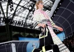 Chanel S/S 2016 show at Grand Palais, Paris