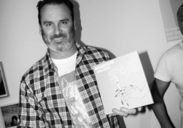 Ed Templeton at Printed Matter LA Art Book Fair at The Geffen...