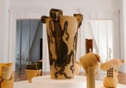 """""""Ceramix, from Rodin to Schütte"""" exhibition at Cité de la céramique, Paris"""