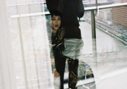 Rinko Kikuchi at the Palace Hotel, Tokyo