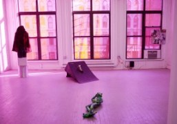 """K8 Hardy """"Aunt Margie"""" presented by Strap-On Projects at Company Gallery, New..."""
