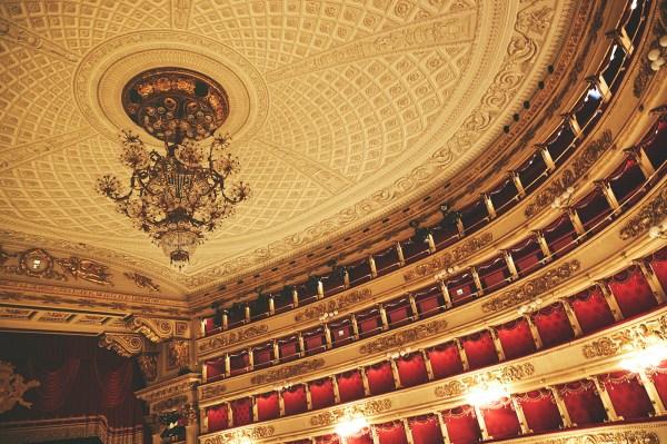 A visit to Teatro alla Scala, Milan - purple TRAVEL