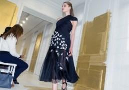 Dior Haute Couture F/W 2017 show at Christian Dior Couture, Paris