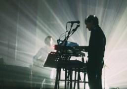 Nicolas Godin concert organised by Purple & La Fondation Louis Vuitton at...