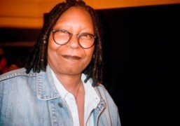 Whoopi Goldberg at the Marc Jacobs S/S 2017 Show, New York
