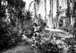 Ornella Muti for the 90th anniversary of Fendi