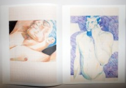 """A preview of illustrator and fashion designer Pol Anglada's first book """"Free..."""
