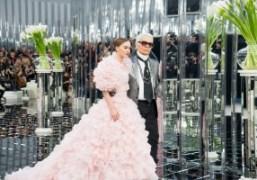A kaleidoscopic Chanel Haute Couture S/S 2017 show at Grand Palais, Paris
