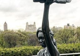 Adrián Villar Rojas' sculptural revelry at the Met's Iris and B. Gerald...