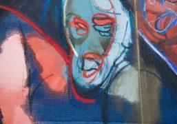 """Daniel Richter """"Le Freak"""" exhibition at Galerie Thaddaeus Ropac, Paris"""