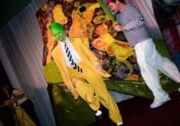 Camper Together x Eckhaus Latta Halloween party at Playa Las Tunas Banquet...