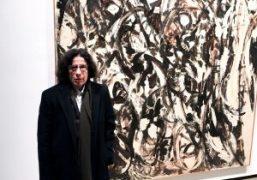 """Lee Krasner """"The Umber Paintings, 1959-1962"""" solo exhibition at Paul Kasmin Gallery,..."""