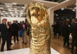 César retrospective exhibition opening at Centre Pompidou, Paris