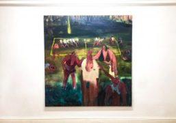 Grace Metzler solo exhibition at Half Gallery, New York