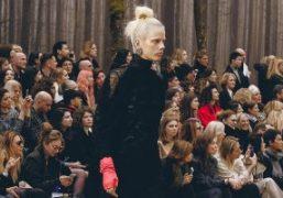 Chanel F/W 2018 show at Grand Palais, Paris