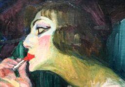 """Kupka """"Pionnier de l'abstraction"""" exhibition at Grand Palais, Paris"""