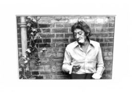 "Tony Frank ""Serge Gainsbourg, 5 bis rue de Verneuil"" exhibition at La..."