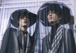 Ann Demeulemeester Men's S/S 2019 backstage at Palais de Tokyo, Paris