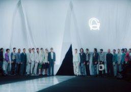 Giorgio Armani Men's S/S 2019 show, Milan