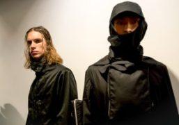 Berthold Men's S/S 2019 backstage at DiscoveryLab, London