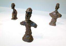 Giacometti solo exhibition at Solomon R. Guggenheim Museum, New York