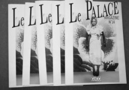 Purple relaunches Le Palace Magazine N°14 to celebrate Gucci s/s 2019 show...