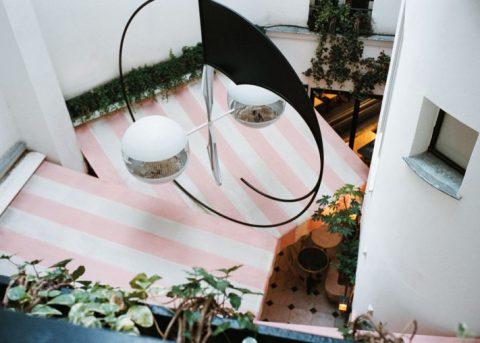 hôtel grand amour/andré