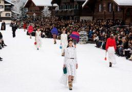 Chanel F/W 2019 at Grand Palais, Paris