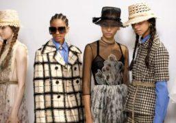 Dior S/S 2020 Backstage at Hippodrome Longchamp, Paris
