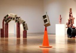 Matt Johnson's Exhibition at Blum and Poe, Los Angeles