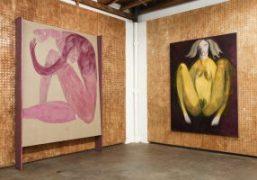 Vanessa Beecroft's Exhibition at Pio Pico Gallery, Los Angeles