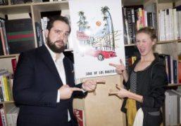 "Emilien Crespo's ""Soul of Los Angeles"" Book Signing at Owl Bureau, Los..."