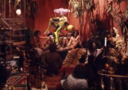 """PURPLE PARADISO: """"LUMINOUS PROCURESS"""" by Steven Arnold, 1972, Your Movie Of The..."""