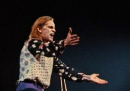 """Purple Paradiso: """"Jesus Christ Savior"""" by Klaus Kinski, Berlin 1971, Your Movie..."""