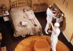 "Purple Paradiso: ""Fahrenheit 451"" by François Truffaut, 1966, Your Movie Of The..."