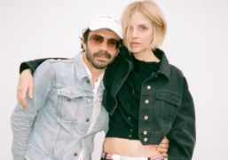 Purple LOVE Luncheon with Dover Street Market, Los Angeles, shot by photographer...